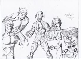 Masters of Evil!! by craig1992