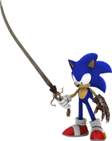 Sonic (Prince of Persia 2008) by itsHelias94