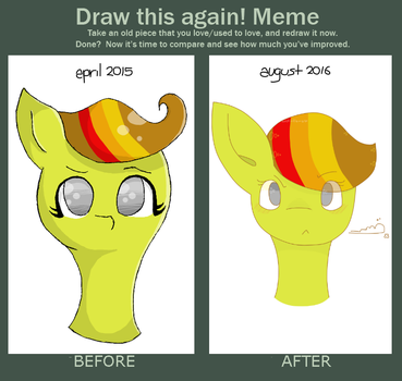 draw it again by ArcticLlama