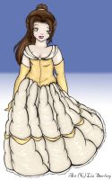 Princess Belle by Lovemeformexox