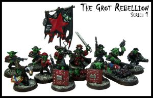 The Olde Grot Rebels by Proiteus