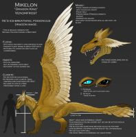 Mikelon - Ref. Sheet by Brissinge