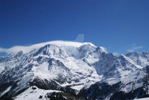 Mont Blanc by Paranormal-Hyperbola