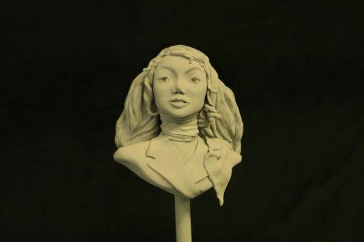 Bust by dazednotconfused