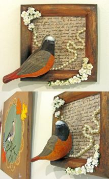 Poem of a songbird by Wolverica