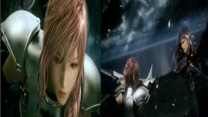 Lightning Final Fantasy XIII by bleedingheart10