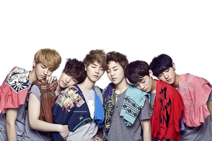 EXO-M Render by takemedaybyday