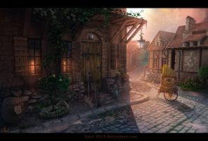 Medieval France by Azot2014