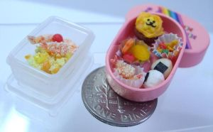 Mini Fried Rice Bento by Snowfern