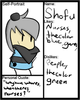 D Crew - Shofu by maplexsonic