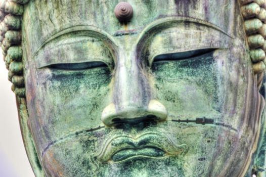 BuddhaHead - HDR by willb