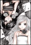 Black and White by YueYuki