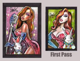 Jessica Rabbit on ebay by Sonion