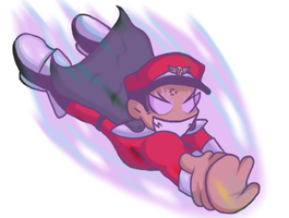 M.Bison by shoh