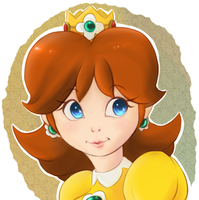 Princess Daisy by hayleigh