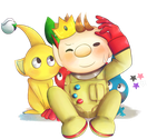 King of Pikmin by Rylitah