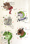 Christmas Gift Batch 1 by Spazzel