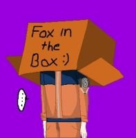 FOX IN THE BOX by deaththechick101
