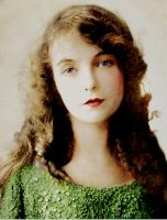 Lillian Gish colorized l by Tricia-92