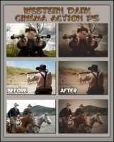 Western Dark Action Ps by Photos-Loutche