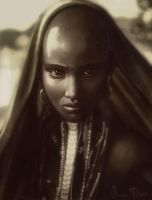 Ethiopian beauty by Dark-Adon