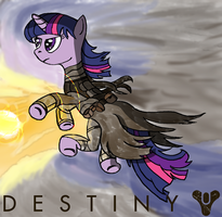 Warlock Twilight by DarkBrony181