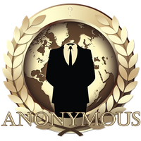 Anonymous Logo 2 by V-A-P-O-R