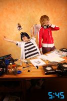 Bakuman - hard work by Jealles