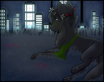 City lights~ [request] by YesItsComplicated