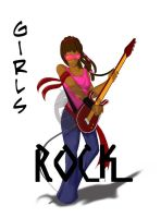 Girls Rock by Imerei