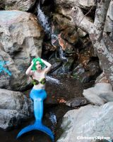 Freshwater Mermaid 2 by brittybutter2