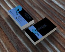 Real Estate Agance Business Card by ngkamarasev