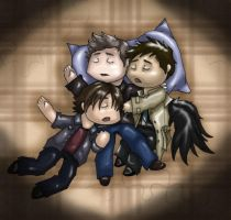 SPN: Free to Rest by Achrius