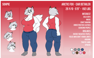[CM] Sophie - REF by TheRoflCoptR