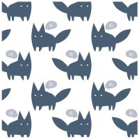 The Fox pattern by soinkah