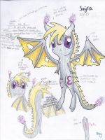 Sayra (with a dotted y, they arent allowed) by Aqws7