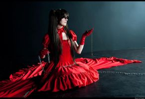 Pandora Hearts: Abyss by Ansuchi