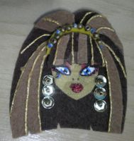Cleo de Nile Brooch by 402ShionS3