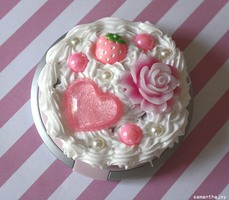 deco sweets mirror by SamanthaJoy