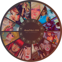 2016 Improvement Meme by alexiafelix