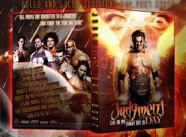 WWE Judgment Day 2007 Cover by pollo0389