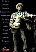 The Seventh Doctor - colour by The-13th-Doctor