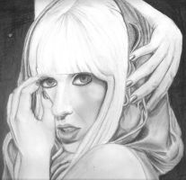 Lady GaGa by darriage
