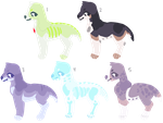 dog adopts (usd) by neat-dog
