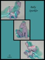 Baby Sparkler for todlless by Sweetlittlejenny