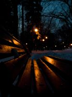 Bench by eclippse