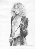 Robert Plant by HappilyDeluded889