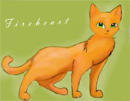 Fireheart by leftysmudgez