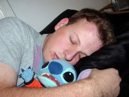 Me and stitch by estesgraphics
