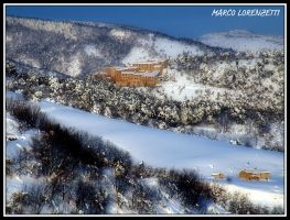 AVACELLI DI ARCEVIA (AN) - WONDER UNDER THE SNOW by MarcoLorenzetti